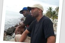 Kenny Boykin in Puerto Rico