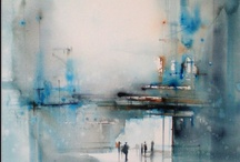 Watercolors / This is a careful selection of the best watercolors found on the net