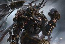 Warhammer / by Treffnix von Magdeburg