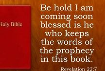 Bible Verses - Revelation / Quotes from Book of Revelation by John Zebedee. / by Rae Ann Kressin
