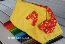 DIY - school / DIY School sewing projects