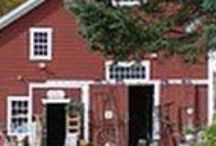Favorite Barn / Paula's Barntiques http://www.barntiquestore.com / by Hangin Out At Bobbie's