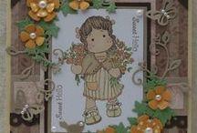 Magnolia Cards / Tilda und Edwin