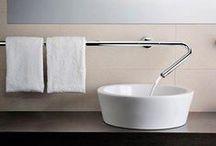Ultra Modern Bathroom Fixtures / Love these!
