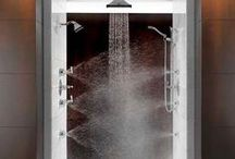 Shower Panels & Systems