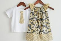 cute shoot style for kiddos. / adorable outfits for styling kids photo shoots