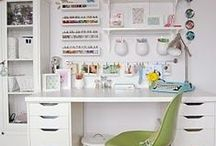 Craft Rooms / Sewing Rooms