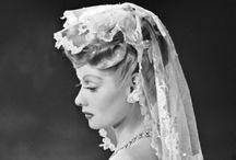 Vintage Wedding 1940's