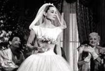 Vintage Wedding 1950's