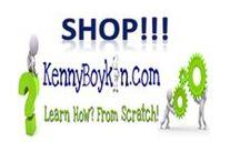 Shop KennyBoykin.com / http://kennyboykin.com/ / by Kenny Boykin