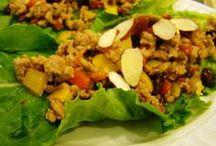 Food - Lettuce Wraps