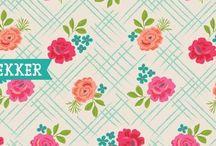 Pattern - paper, wallpaper & illustrations / by Lena Bjørnskov