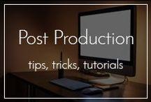 Post Production: tips, tricks, tutorials / Post Production: tips, tricks, tutorials