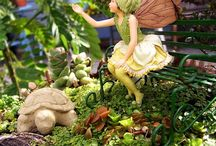Fairies  / Beautiful images of enchanting fairy folk.