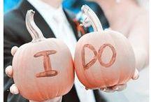 Halloween Time! / Halloween inspired weddings!