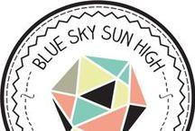 BLUE SKY SUN HIGH / DIY Online Shop