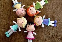 amigurumi dolls to hook