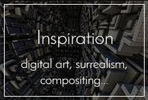 Inspiration / Inspiration works