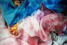 Foulard dipinti a mano 2014/15. Filomena Pucci / Foulard dipinti a mano 2014/15. Un nuovo modo di vivere il colore: la ricerca della luce, la necessità di stravaganza, la voglia di osare. Il risultato è l'unicità.  Hand-painted foulard 2014/15. A new way of living color: the search for the light, the need for extravagance, the desire to be daring. The result is the uniqueness.