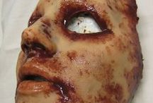 Zombie Masks / Terrifying, funny, or just awesome zombie masks.