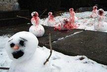 Zomedy / Zombie humor...