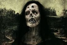 Zombie Art / Beautiful/scary/funny artwork featuring zombies.