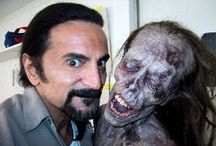 Professional Zombie FX / Special effects created by the pros. Do not try these at home.
