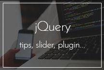 jQuery / plugins, tips, slider.