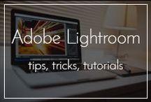 Adobe Photoshop Lightroom / Adobe Photoshop Lightroom tips, tricks tutorials.