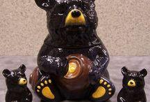 Cookie Jars - 2 / Cookie Jar's - 2 / by Rae Ann Kressin