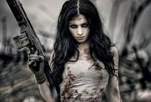 Zombie Hunter / Zombie hunter costumes and inspiration.