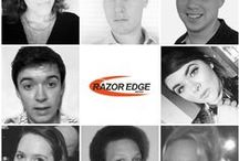 The REM A Team / Find out more about our ah-mazing team members: http://razoredge-media.co.uk/meet-the-team/