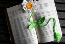 Bookmarks / Knitting. Handmade