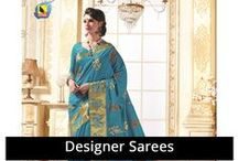 Designer Sarees / Exclusive collection of designer sarees online at best price. We assure you top quality products. Sudarshan Family Store, Chickpete