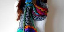 Women's Scarves / Handmade