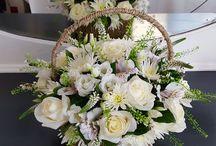 Funeral flowers / Flowers