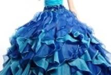 Quinceanera Dress Ideas / by Suzette Quiles