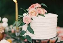 Inspiration Wedding Cake / A little bit of tradition.