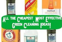 Diy cleaning products / by Sarah Wells