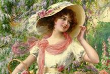 Arte de Emile Vernon / Pintura