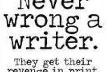 Writing / Writing a book is not meant to be easy. Only you can tell your stories your way.