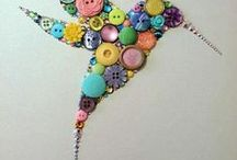 inspiration / by Boo's Buttons Button Art