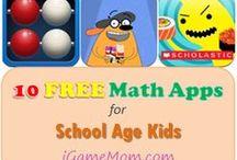 First Grade Math / Helpful tips and materials for first grade math.