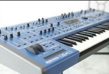 Keyboard synths