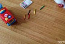 Sàn gỗ tre ép nghiêng màu cafe / Hình ảnh sàn gỗ tre Ali ép nghiêng màu cafe