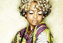 Mama Africa inspired fashion / Африка: орнаменты, полоски, палочки, ромбики, треугольнички, помноженные на все цвета радуги...