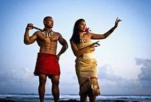 B A C K G R O U N D / New Zealand born Niuean, Samoan,Scottish.