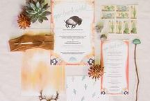 hope to see you at the party! / wedding invitations / by The Farm at Dover