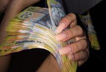$TVCKS / 'cash rules everything around me.