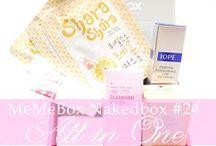MeMeBox / All about the korean beauty box MeMeBox. #memebox